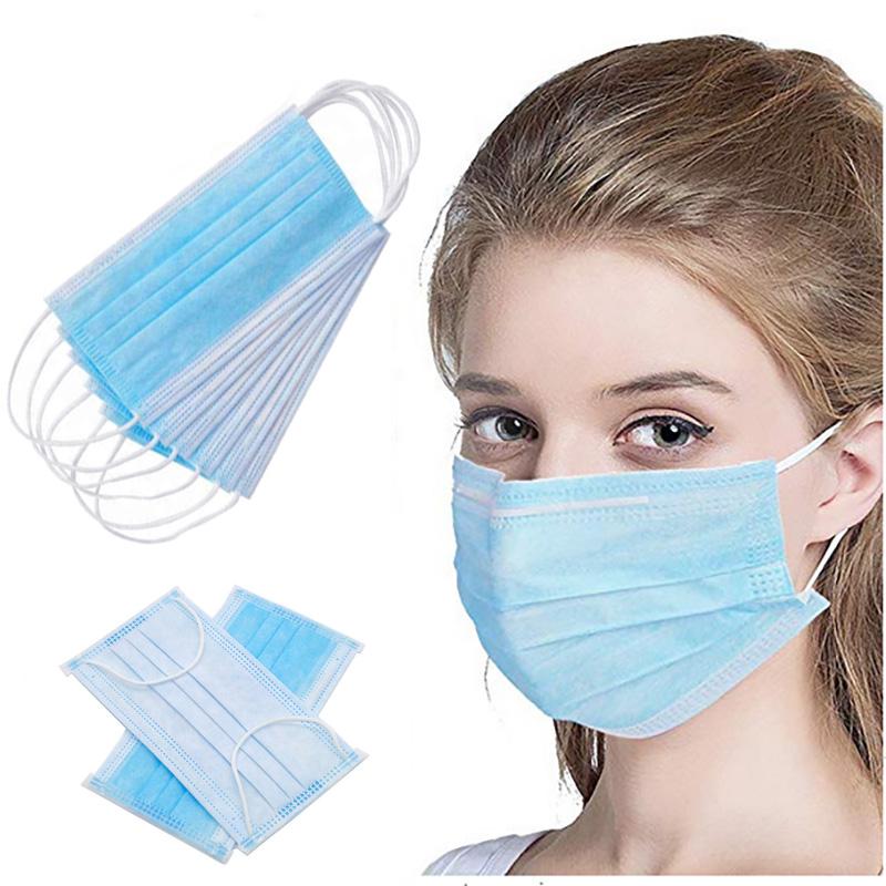 2020 Wholesale Non Woven Earloop Dust Virus
